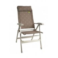 Camping Chair Comfort Moka