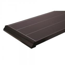 Kit panneau solaire 80W monocristallin Deep Power Vechline pour van, caravane ou camping-car