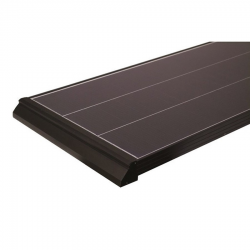 Kit solar panel 105W monocrystalline Deep Power Vechline for van, caravan or motorhome