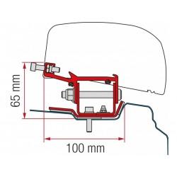 Adaptador Fiamma F40 Van Renault Trafic - L1