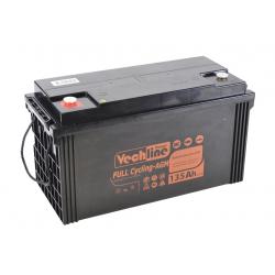 Batería camper Vechline de Ciclo Profundo Agm 135 Ah