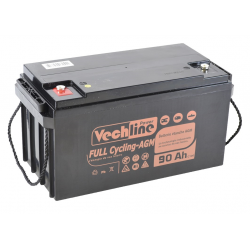 Battery Vechline Full Cycling Agm 90 Ah