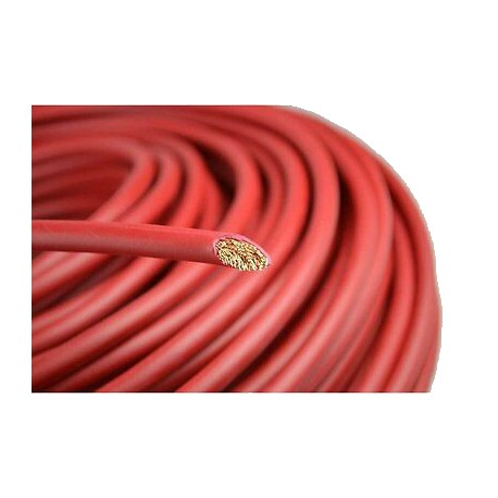 Battery Cable 16mm2 Red