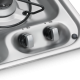 Built-In Kitchen 2 Burners with cover Dometic HBG 2335