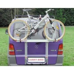 Portabicicletas para furgoneta CARRY-BIKE MERCEDES VITO