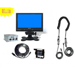 Rear view camera for trailer IMARA Vision 7 ""