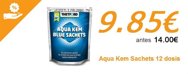 Aqua Kem Sachets 12 Dosis